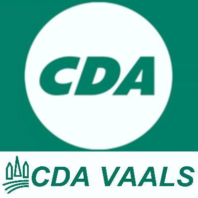 CDA VAALS John Coenen