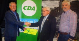 40 jarig jubileum CDA VAALS