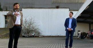 John Coenen Wethouder verkoop Esso Vaals Woningen Huur